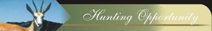 Bokpost Guest Farm Hunting Opportunity banner